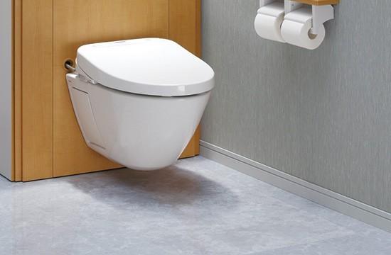 トイレ の 床 張り替え