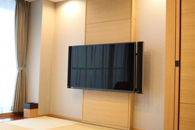 業者 テレビ 壁掛け